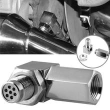 Автомобильный каталитический конвертер, очиститель M18* 1,5 O2, кислородный датчик, разделитель, содержит микрокаталитический преобразователь для болтов, сенсорных гаек из нержавеющей стали