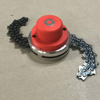 65Mn Trimmer Head Coil Chain Saw Oil Tank Pole Saw Head Pruner Brush Cutter Hedge Trimmer