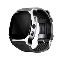 M26 6261D MTK smartwatch com controle remoto relógio da câmera 300 mah bateria 2g smart watch phone para Android phone xiaomi huawei vivo sony