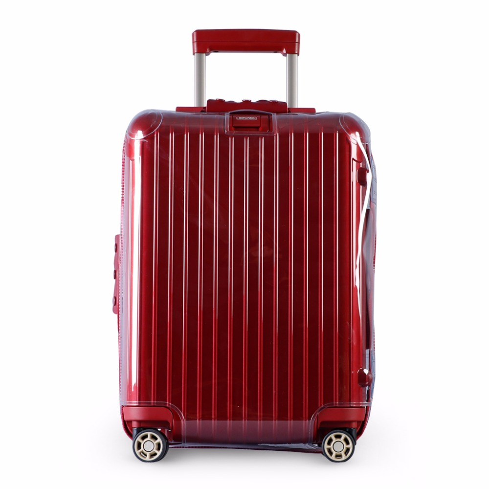 rimowa luggage covers Suitcase Cover Clear Luggage Protector Transparent PVC with Zipper for RIMOWA Salsa Deluxerimowa luggage covers Suitcase Cover Clear Luggage Protector Transparent PVC with Zipper for RIMOWA Salsa Deluxe