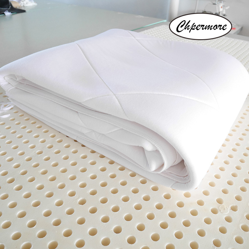 Chpermore 100 Natural latex Mattresses Foldable 200x230cm Tatami Multifunction Mattress With Cotton Cover