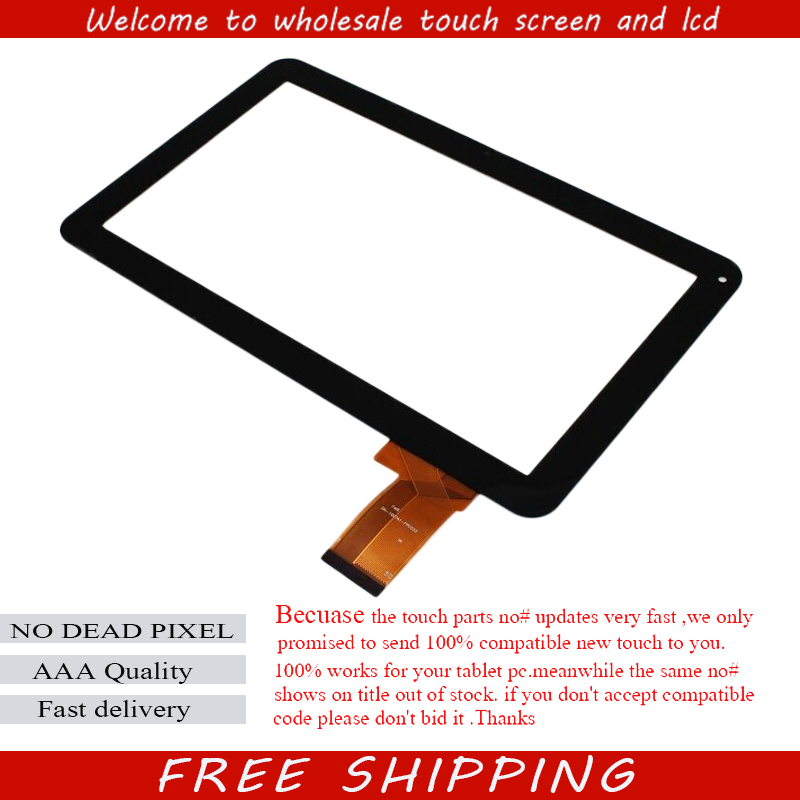 A3LGTP1000 GT101QLT1007 WJ-DR10029/30-FPC FPC 10.1inch Touch screen panel touchscreen glass FOR Tablet PC
