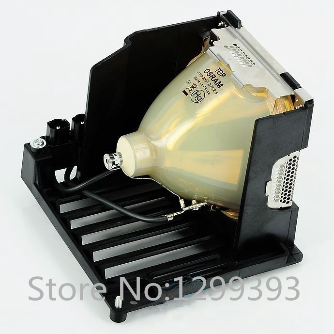 610-328-7362 / POA-LMP101 for SANYO ML-5500 PLC-XP57/XP57L EIKI LC-X71/X71L Compatible Lamp with Housing Free shipping цена