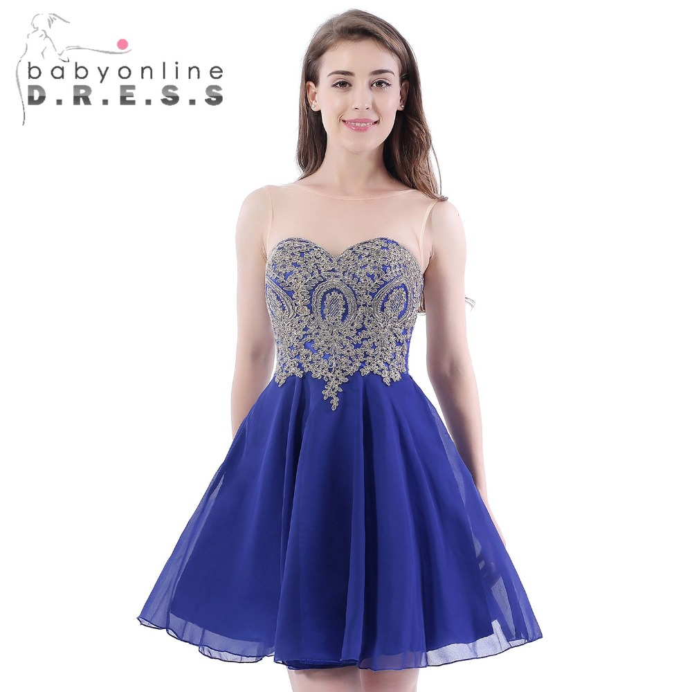 Compare Prices on Blue Homecoming Dresses- Online Shopping/Buy Low ...