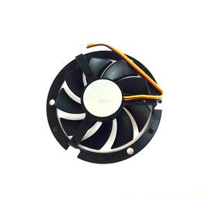 Image 4 - Computer Cooling Fan 80*80*15mm 2200RPM CPU Round 12V Cooler Fans Black round box fan bracket  YL 0045
