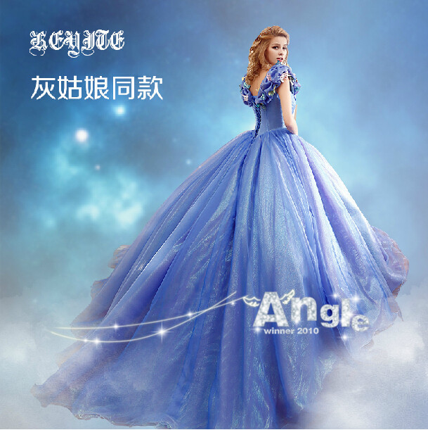 Bridal Wedding Dress Cosplay Costume Adult Elsa Anna Snow White Hot Movie Sandy Princess Cinderella Birthday Gift On Aliexpress