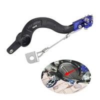 Forged Rear Brake Pedal Lever For Yamaha YZ250F 2010 2011 2012 2013 2014 2019 YZ250FX WR250F 2015 2016 2017 2018 YZ WR 250F