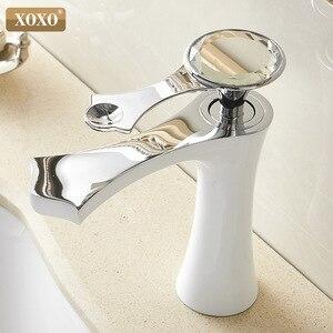 XOXO Basin Faucet Cold and Hot