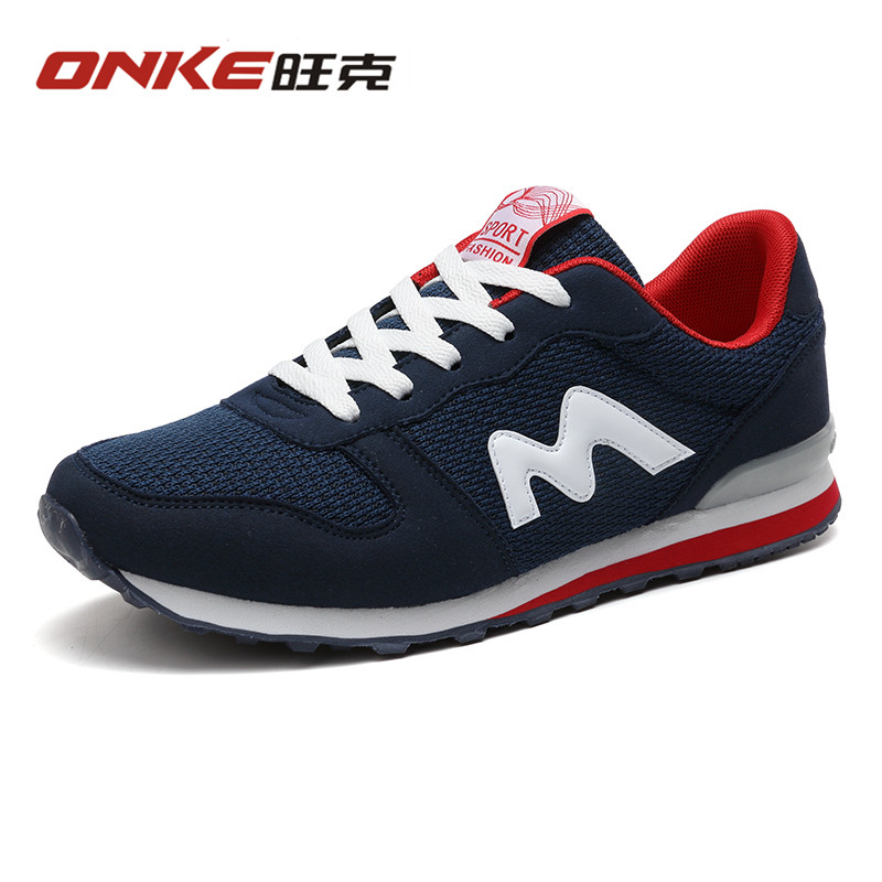 2017 Men Shoes Breathable Sneakers Men Running Shoes Spring Summer Autumn Men's Running Shoes Light Runing Zapatillas deportivas 2017 new summer breathable men casual shoes autumn fashion men trainers shoes men s lace up zapatillas deportivas 36 45