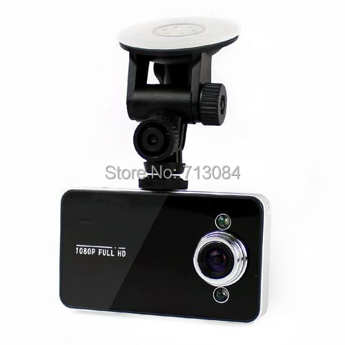 "original Novatek k6000 Car Dvr 1920*1080P Full HD 2.7"" LCD G-Sensor Night Vision 140 Wide Angle Lens Car Camera Video Recorder"