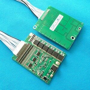 Image 2 - קטן גודל BMS L85 * W65 * H6.5mm, 13 s 48 v 30A ליתיום יון BMS, עבור 13 s 48 v סוללה דואר, עם פונקצית איזון.