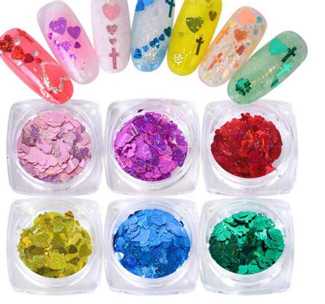 XN120 Nail art Acrylic Powder & Liquid Polish Painting Liquid Glitter Nail tools Strokes Manicure Nail art decorations