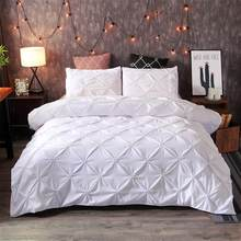 Luxury Comforter Bedding Sets Queen King Duvet Cover Sets White Black Quilt Cover Sets JI01#(China)
