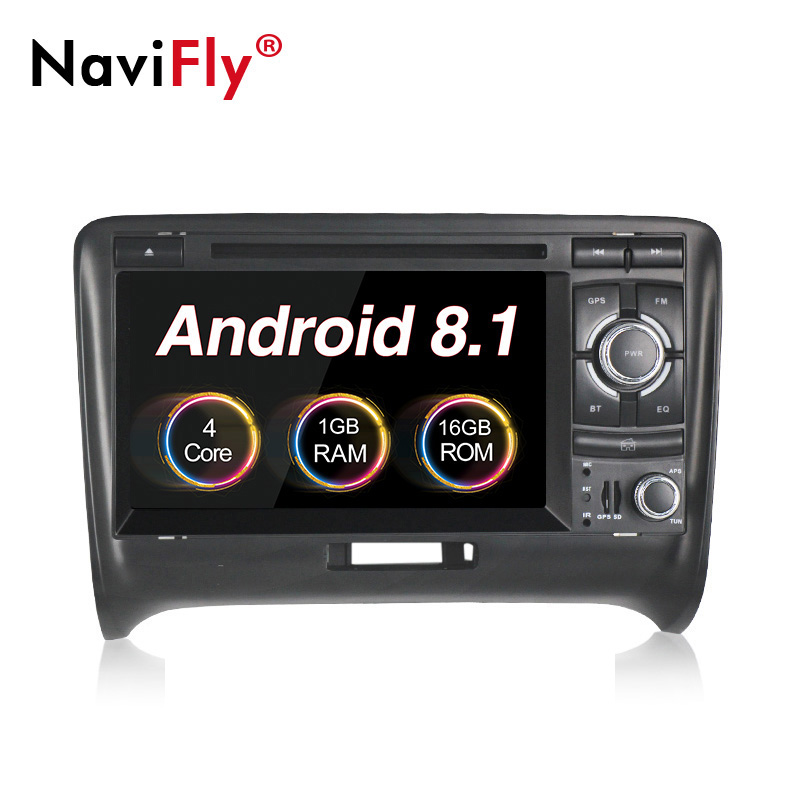 naavifly android 8 1 hd 1024 600 car dvd player radio for. Black Bedroom Furniture Sets. Home Design Ideas