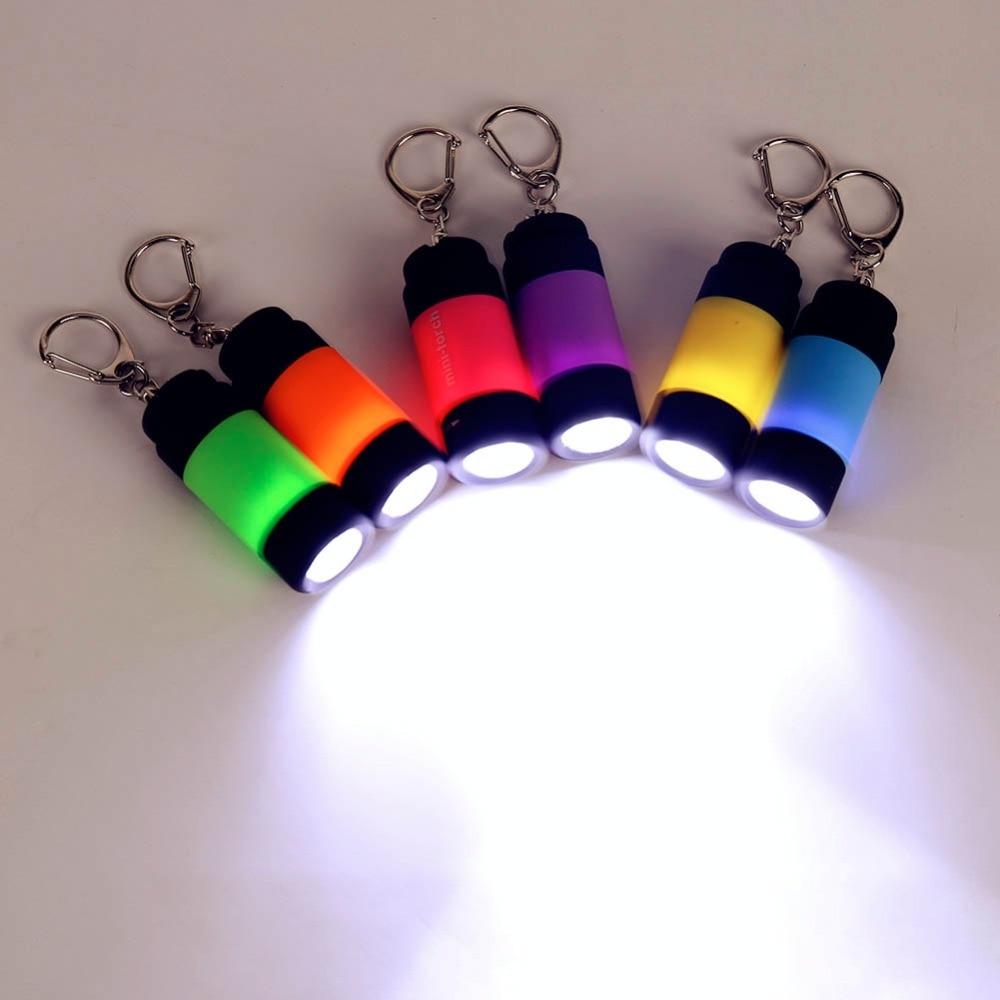 KHLITEC-LED-Mini-Torch-0.3W-25Lum-USB-Rechargeable-LED-Torch-Lamp-Keychain-mini-torch-bright-light-2018-led-flashlight2
