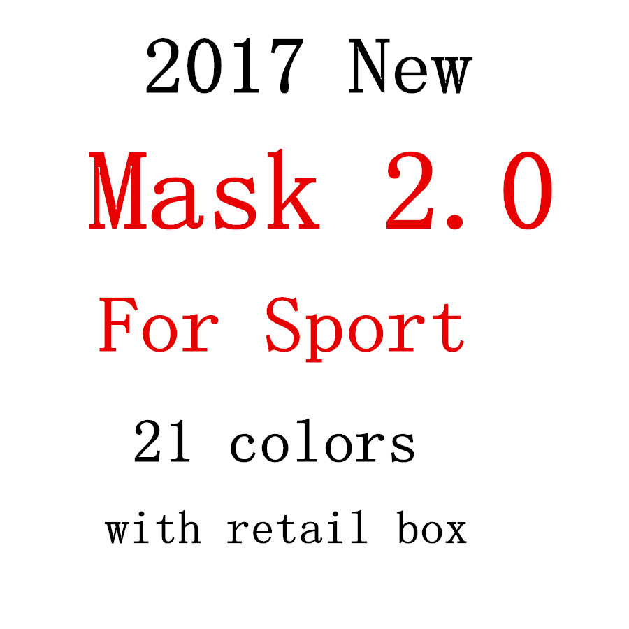 2017 Newest High Mask 2.0 Workout For MMA Running Gym Sport Training Boxing Fitness Supplies 2016 newest elevation training mask 2 0 high altitude fitness outdoor sport 2 0 training mask	supplies equipment