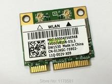 Mini pci-e wireless Wifi WLAN card for Dell Latitude E6420 E5510 Wifi network wwan Card DW1530 Broadcom BCM4322 802.11a/b/g/n