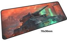 World of tanks коврик для мыши gamer 700×300 мм notbook коврик для мыши большой игровой коврик для мыши большой Лидер продаж Коврик для мыши PC стол padmouse