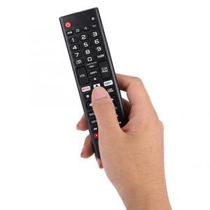 Image 5 - Mando a distancia Universal AKB75095308 para LG Smart reemplazo de TV, Protector de mando a distancia, AKB75095305, 433
