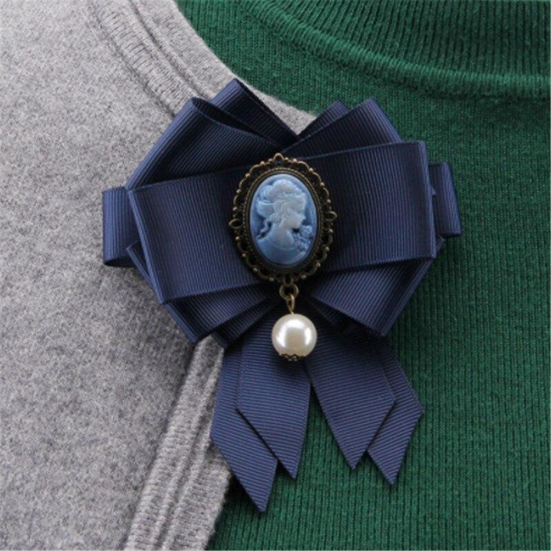 Винтажная портретная брошь с головой королевы, ювелирная лента, броши для женщин, девушек, пальто, костюм, рубашка, воротник, булавки, аксессуары, подарки