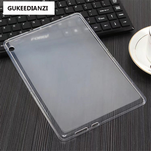 Tablet Case For Huawei MediaPad T5 10/T3 10 8/T3 7 3G wifi/Media Pad T1 7.0 8.0 10/T2 7.0 8 10.0 Pro Soft Silicon TPU Case Cover(China)