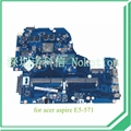 A5wah la-b991p nbmlc11007 nb. mlc11.007 placa base para acer aspire e5-571 motherboard geforce gt 840 m i5-5200u cpu ddr3