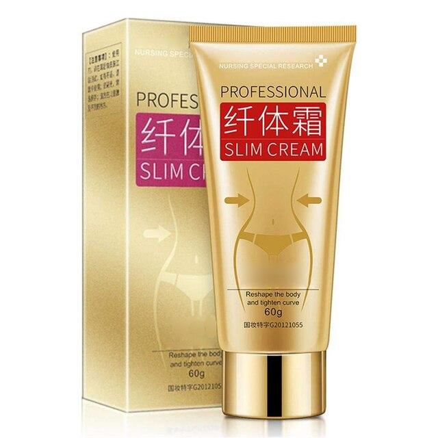 60g Body Slimming Cream Anti Cellulite Cream Fat Burner Weight Loss Creams Leg Body Waist Effective Anti Cellulite Fat Burning 2