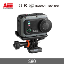 AEE S80 Elite WiFi 1080P 60fps Gyro Sports DVR 2.0 TFT Ambarella Chip Diving 100m Waterproof Action Camera Optional Package