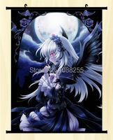 Rozen Maiden Suigintou Mercury Lampe Home Decor Japanese Poster Wall Scroll