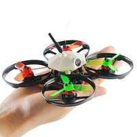 RC Drone Armor 90 90mm Mini Brushless RC Racing Drone 5.8G FPV 600TVL / MKF1104 10000KV Motor / F3 FC with Integrated OSD Drones