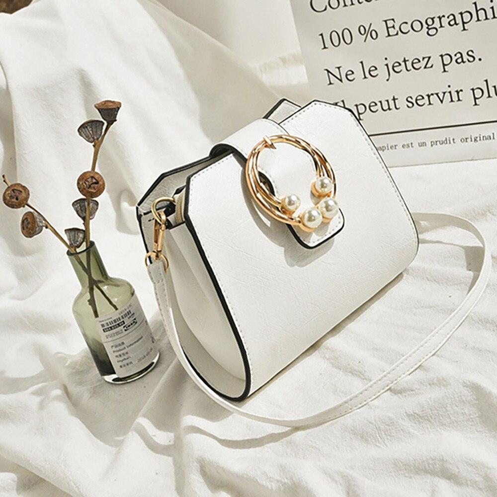 Bags For Women Tide Ins Fashion Small Square Chic Retro Casual Messenger Bolsa Masculina Sac Femme Schoudertas Dames Borsa Donna