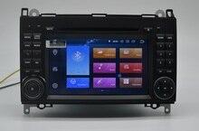 7 дюймов 2 din 4 ГБ Оперативная память 32 ГБ Встроенная память android 8,0 gps-навигации для Mercedes Benz Sprinter, B200, Б-класс, W245, B170, W209, W169, Wi-Fi