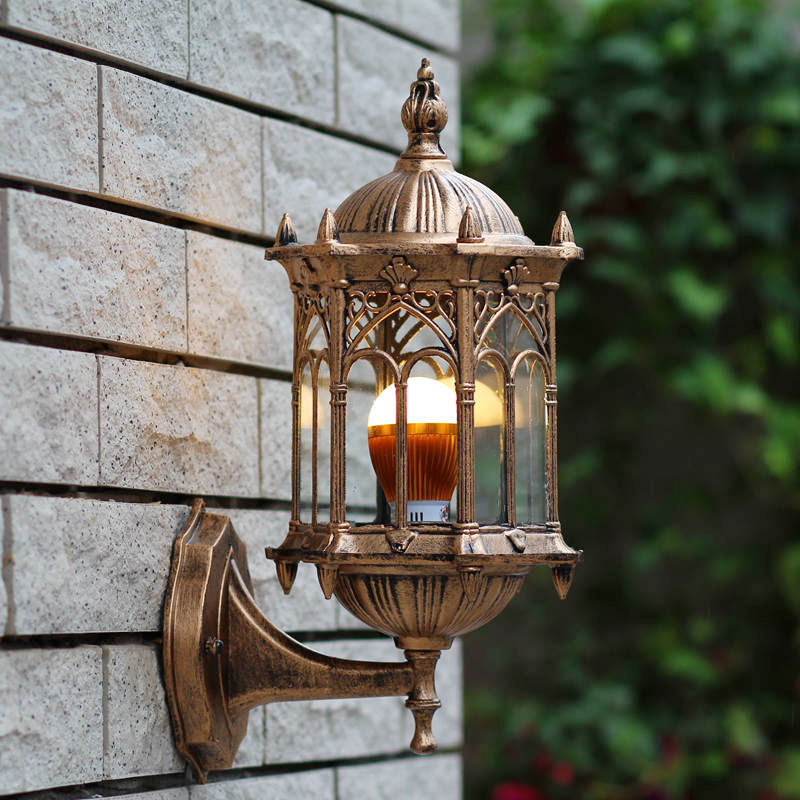 אורות מנורות gateway מרפסת 6