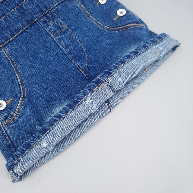 5-14T Girls Dress baby Girls Suspender Dresses Clothes Toddler Jeans Dress Summer Straps Denim Overalls Casual Kids Clothing