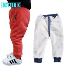 Ropa infantil para niños, pantalones para bebés, pantalones para niñas, pantalones de invierno de algodón cálido, pantalones de alta calidad para bebés