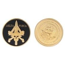 Памятная монета американская армейская Коллекционная Коллекция художественные подарки сувенир