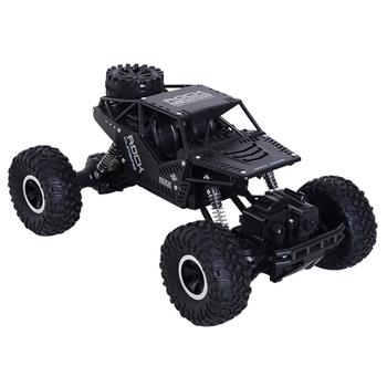 Rc Car 1:18 4Wd 2.4Ghz Remote Control Crawler Mini Off Road Car Speed Rock Rover Toys For Kids