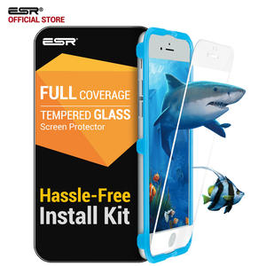 ESR Screen-Protector iPhone 7 Film Perfect-Cover Tempered-Glass Anti-Blue-Ray 8-Plus