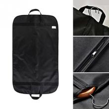 Professional Garment Dust Bag Cover Suit Dress Storage Non-woven Breathable Protector Travel Carrier Wholesales