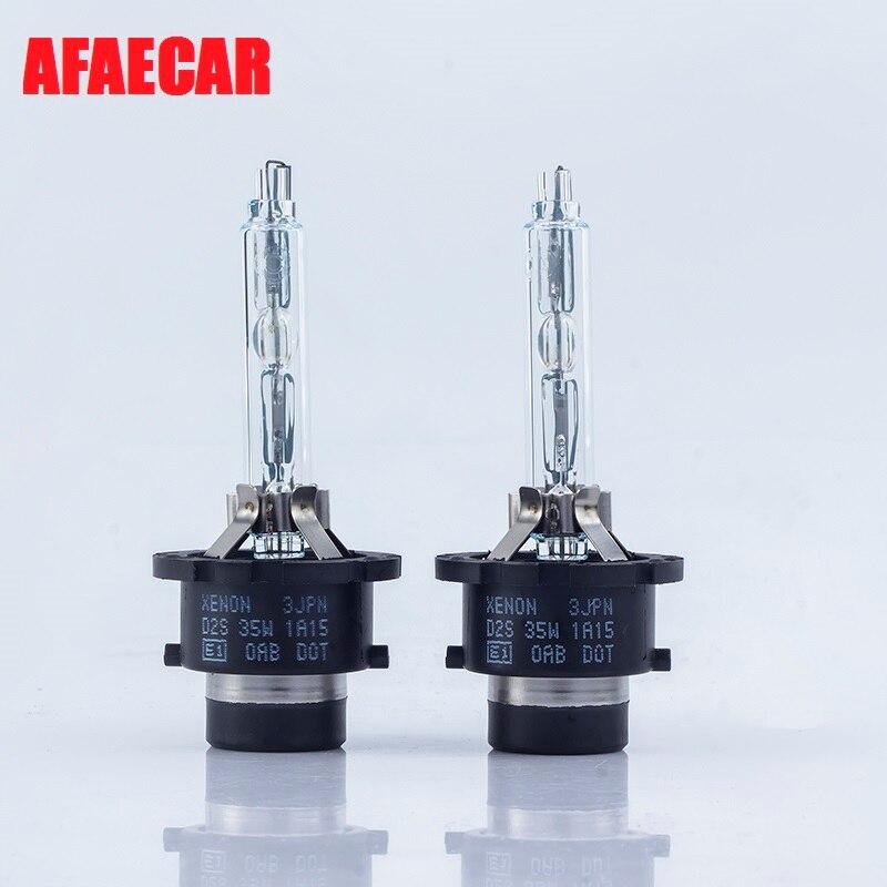 AFAECAR top quality super bright D4S xenon light hid headlight D2S lamp