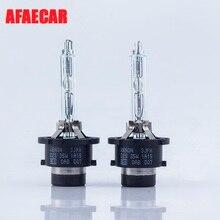 Afaecar наивысшего качества супер яркий D4S свет ксенона hid фара D2S лампа