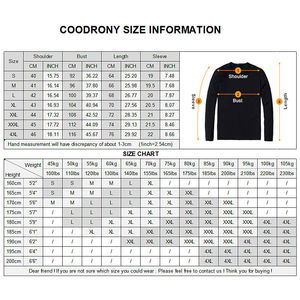 Image 5 - COODRONY Short Sleeve Men Shirt 2019 Summer Cool Shirt Men Business Casual Shirts Male Fashion Star Pattern Chemise Homme S96034
