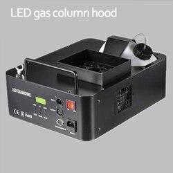 1500W pilot etap LED opryskiwacz maszyna kolumna gazowa spray sprzęt noc pokaż wydajność sprzęt do oświetlenia sceny