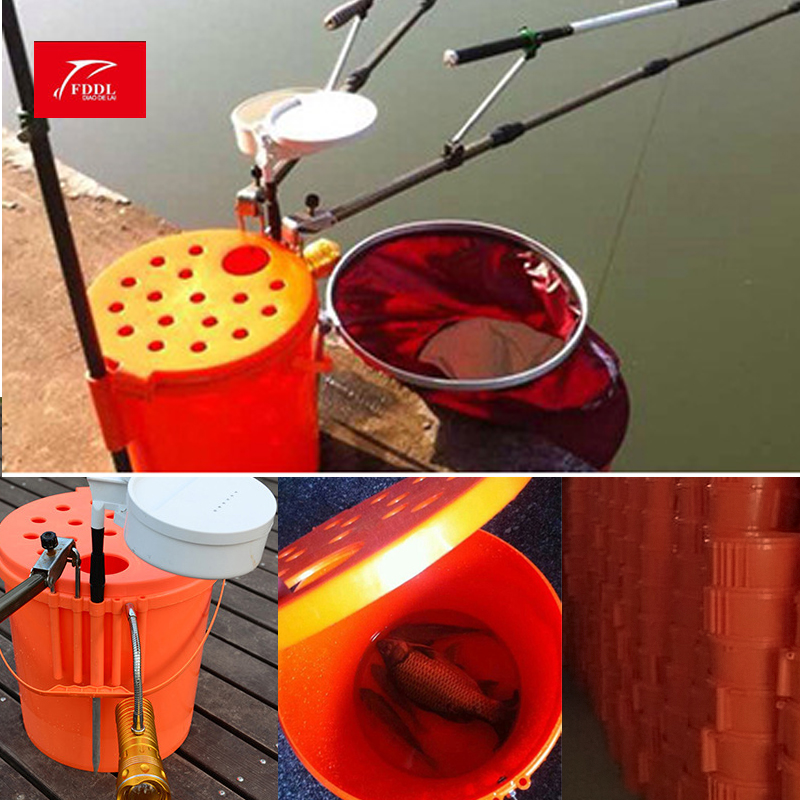 2017 EVA vastag 3 szín 37x33.5cm kültéri szilárd vízálló - Halászat - Fénykép 5