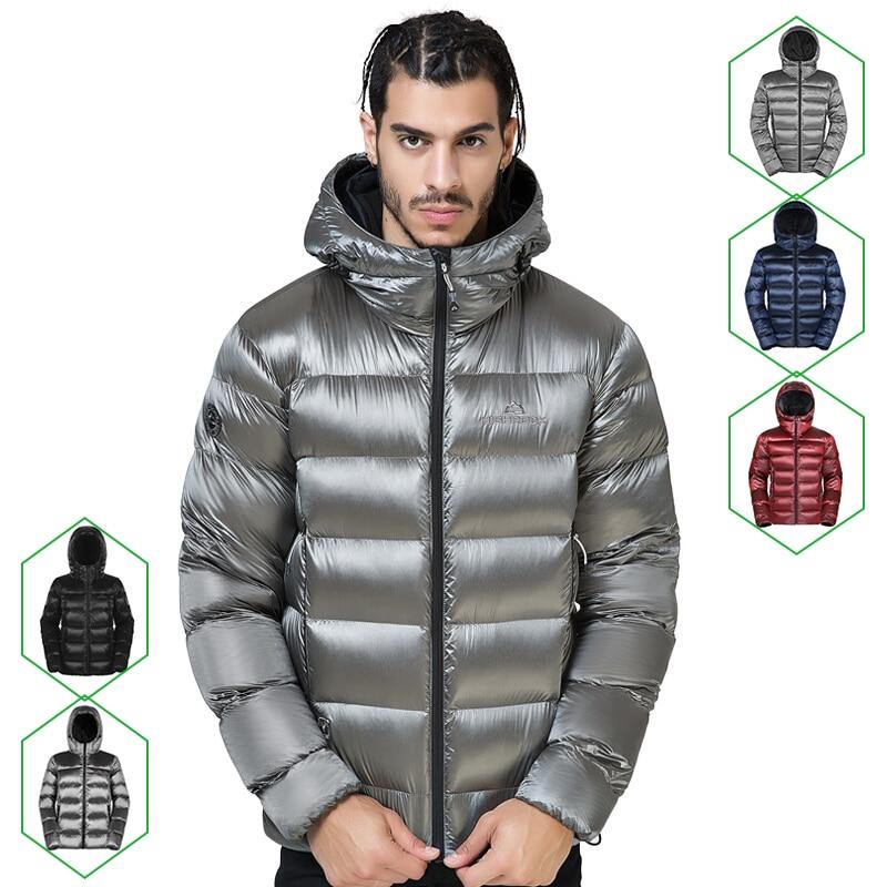 HIGHROCK Men/Women Outdoor Ultra-Light Warm Fashion 90/10 FP700 Goose Down Jacket