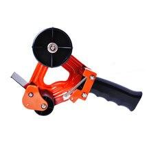 1 Pc Carton Sealer Tape Dispenser For Width 60mm Length 220 Yard Tapes 251x160x67mm Deli 800