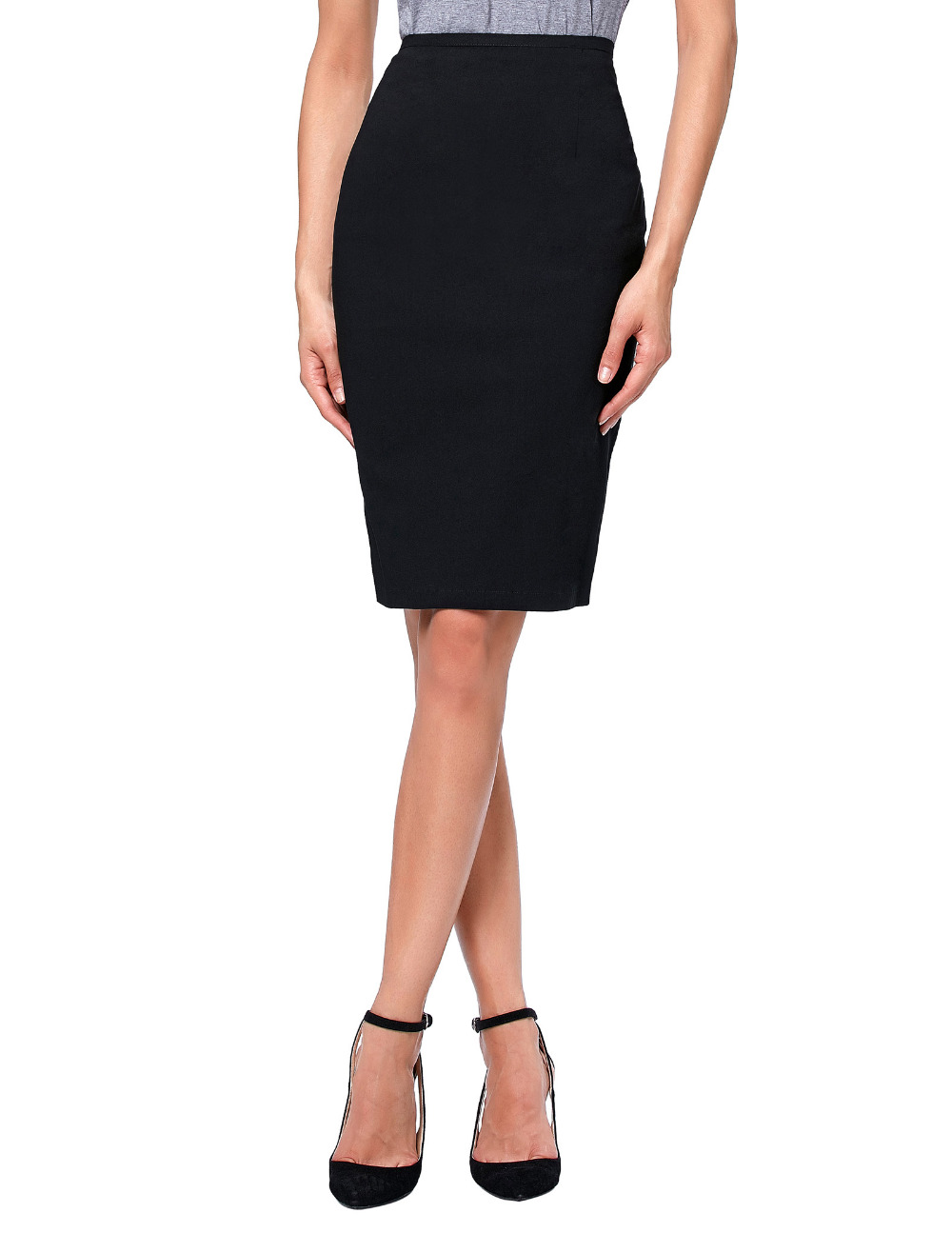 Popular Wear Black Pencil Skirt-Buy Cheap Wear Black Pencil Skirt ...