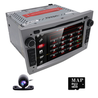 2 DIN DVD GPS dla Vauxhall Opel Vectra Antara Astra H G J Corsa Zafira ekran Multimedialny radio samochodowe stereo audio 3G SWC BT RDS SD