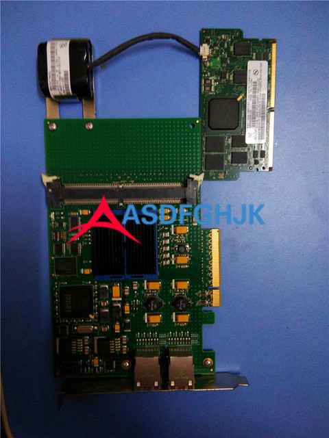 US $89 97 |Original FOR DELL COMPELLENT RAID CONTROLLER PCI E 512MB CACHE  W/BATTERY 0dv94n CN 0DV94N DV94N fully tested -in Computer Cables &