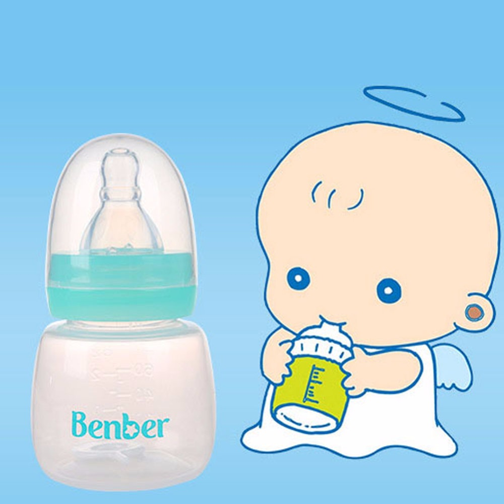 PP Baby Feeding Bottle Newborn Infant Toddler Bottle-feeding Safe Feeder Food Supplement Rice Cereal Toddler Water Milk Bottle